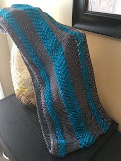 Maverick Cowl from Lucky Ewe Yarn - Done! 5