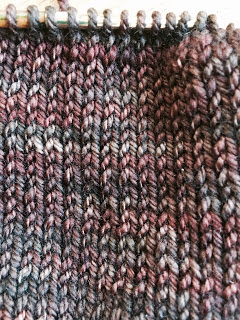 Brick Sidewalk Beanie from fibre space--Day 2 9