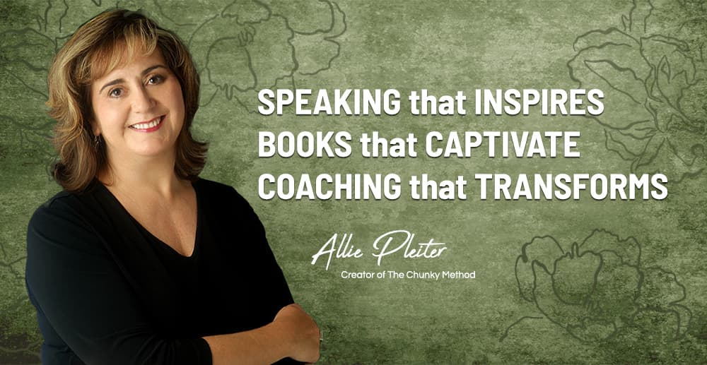 Allie Pleiter - Author