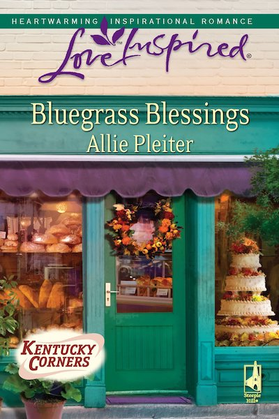 Bluegrass Blessings (Kentucky Corners) by Allie Pleiter