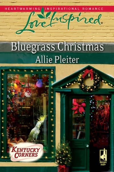 Bluegrass Christmas (Kentucky Corners) by Allie Pleiter