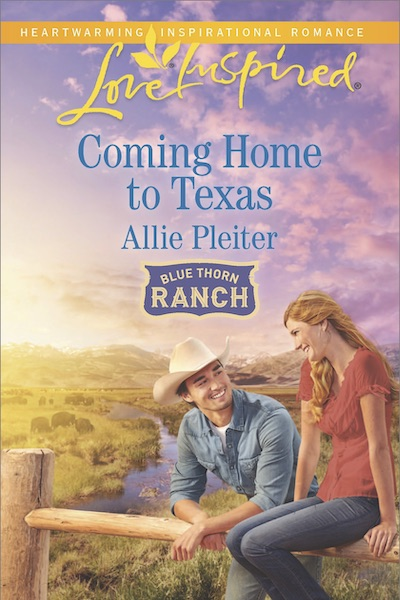 Coming Home to Texas (Blue Thorn Ranch) by Allie Pleiter