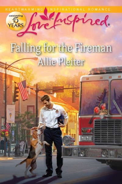Falling for the Fireman (Gordon Falls) by Allie Pleiter