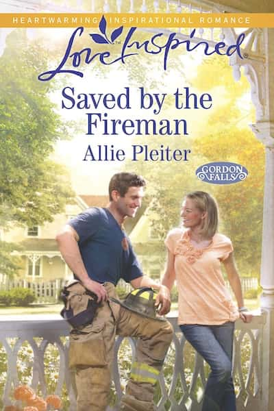Saved by the Fireman (Gordon Falls) by Allie Pleiter
