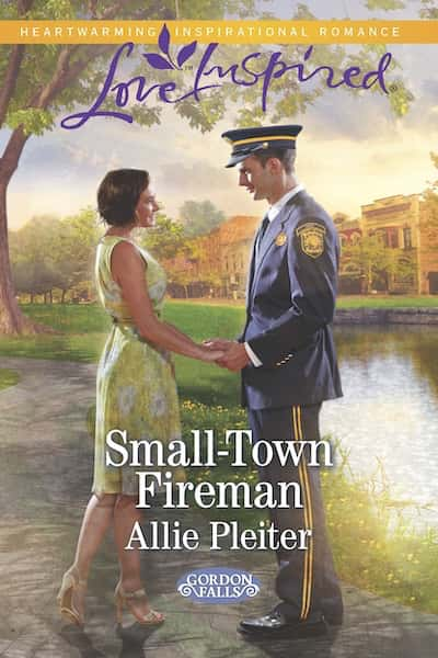 Small-Town Fireman (Gordon Falls) by Allie Pleiter