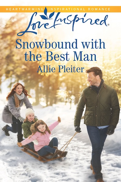 Snowbound with the Best Man (Matrimony Valley) by Allie Pleiter