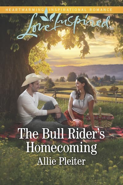 The Bull Rider's Homecoming (Blue Thorn Ranch) by Allie Pleiter