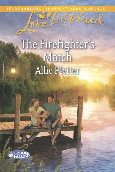 The Firefighter's Match (Gordon Falls) by Allie Pleiter