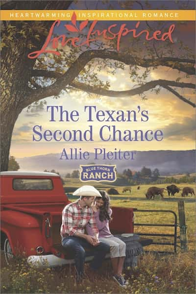 The Texan's Second Chance (Blue Thorn Ranch) by Allie Pleiter