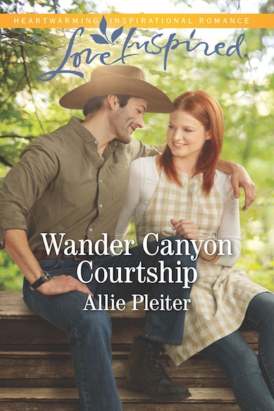 Wander Canyon Courtship (Matrimony Valley) by Allie Pleiter