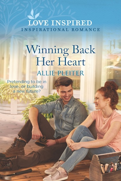 Winning Back Her Heart (Wander Canyon) by Allie Pleiter